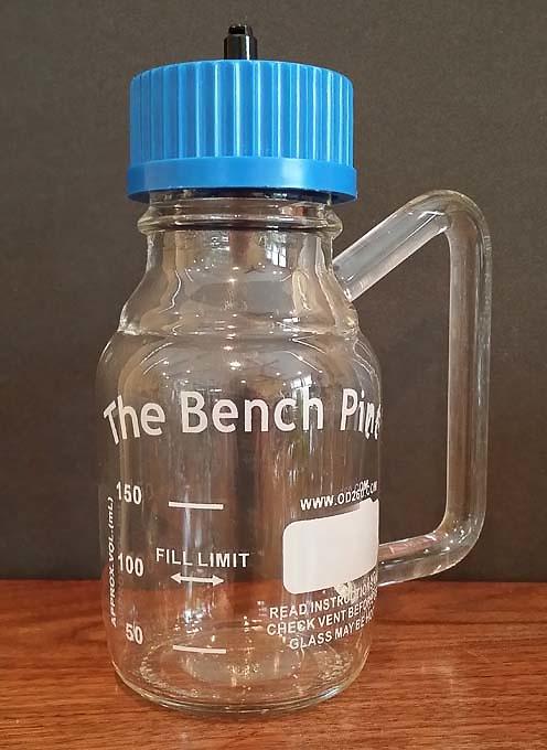 250 mL Bench Pint - Blue Cap